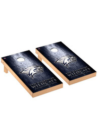 New Hampshire Wildcats Museum Regulation Cornhole Tailgate Game