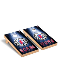 Los Angeles Clippers Museum Regulation Cornhole Tailgate Game