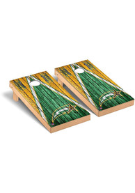 George Mason University Triangle Regulation Cornhole Tailgate Game