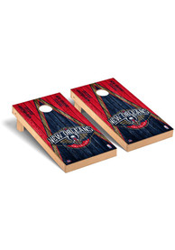 New Orleans Pelicans Triangle Regulation Cornhole Tailgate Game
