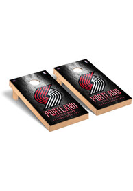 Portland Trail Blazers Museum Regulation Cornhole Tailgate Game