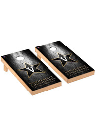 Vanderbilt Commodores Museum Regulation Cornhole Tailgate Game