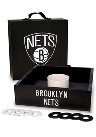 Brooklyn Nets Washer Toss Tailgate Game