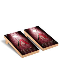 Arizona Diamondbacks Museum Regulation Cornhole Tailgate Game