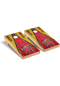 Maryland Terrapins Triangle Regulation Cornhole Tailgate Game