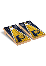 Indiana Pacers Triangle Regulation Cornhole Tailgate Game
