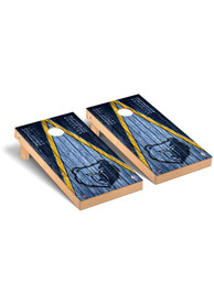 Memphis Grizzlies Triangle Regulation Cornhole Tailgate Game