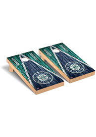 Seattle Mariners Triangle Regulation Cornhole Tailgate Game