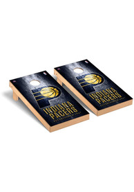 Indiana Pacers Museum Regulation Cornhole Tailgate Game