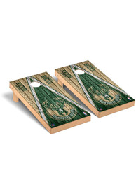 Milwaukee Bucks Triangle Regulation Cornhole Tailgate Game