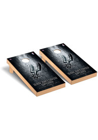 San Antonio Spurs Museum Regulation Cornhole Tailgate Game