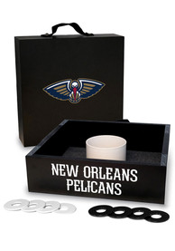 New Orleans Pelicans Washer Toss Tailgate Game