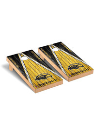 Southern Mississippi Golden Eagles Triangle Regulation Cornhole Tailgate Game