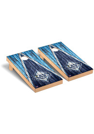 Tampa Bay Rays Triangle Regulation Cornhole Tailgate Game