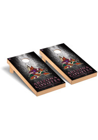 Arizona Coyotes Museum Regulation Cornhole Tailgate Game