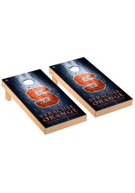 Syracuse Orange Museum Regulation Cornhole Tailgate Game