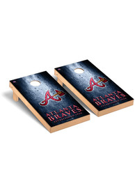 Atlanta Braves Museum Regulation Cornhole Tailgate Game