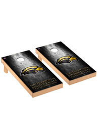Southern Mississippi Golden Eagles Museum Regulation Cornhole Tailgate Game