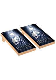 Drake Bulldogs Museum Regulation Cornhole Tailgate Game