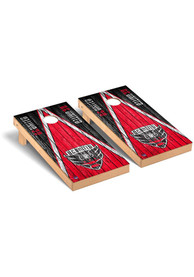 DC United Triangle Regulation Cornhole Tailgate Game