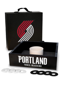Portland Trail Blazers Washer Toss Tailgate Game
