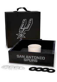 San Antonio Spurs Washer Toss Tailgate Game