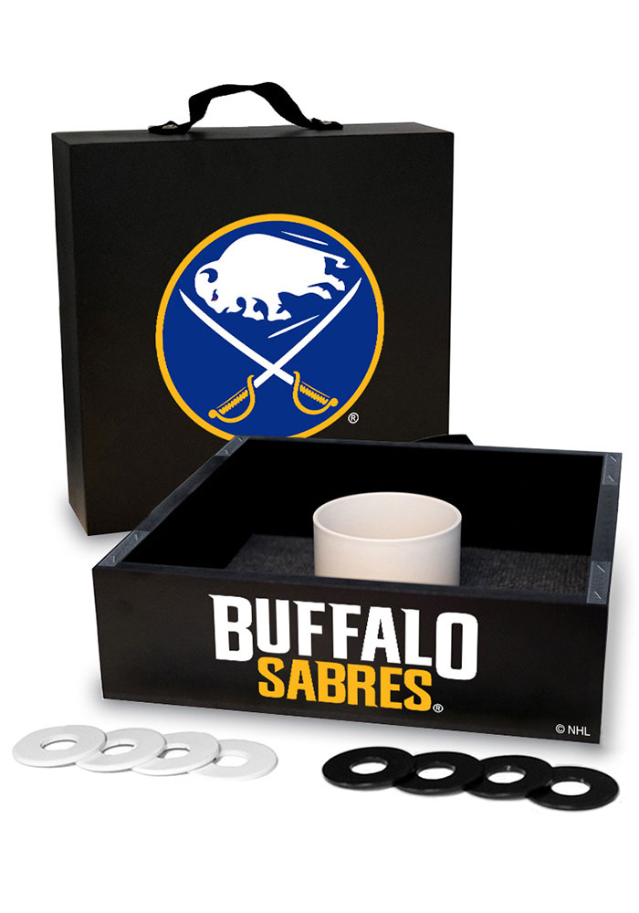 Buffalo Sabres Washer Toss Tailgate Game - Image 1
