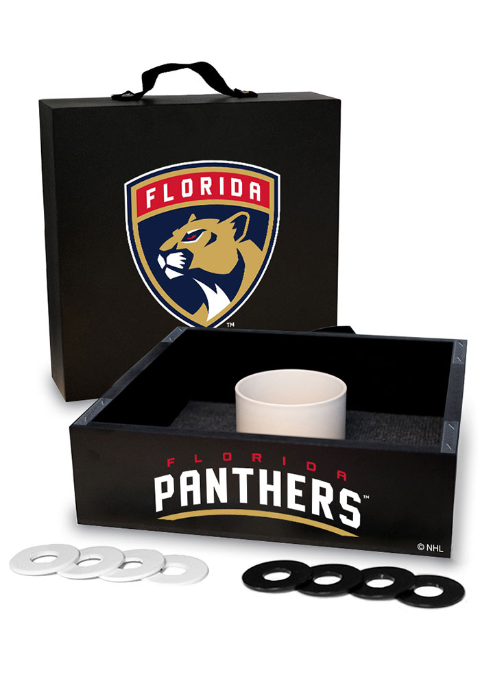 Florida Panthers Washer Toss Tailgate Game - Image 1