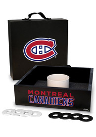 Montreal Canadiens Washer Toss Tailgate Game