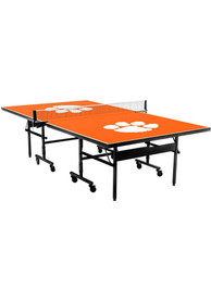 Clemson Tigers Regulation Table Tennis