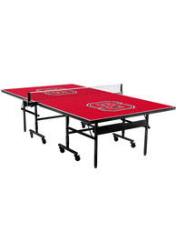 NC State Wolfpack Regulation Table Tennis