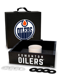 Edmonton Oilers Washer Toss Tailgate Game