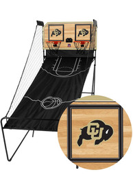 Colorado Buffaloes Double Shootout Basketball Set