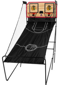 Chicago Blackhawks Double Shootout Basketball Set