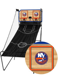 New York Islanders Double Shootout Basketball Set
