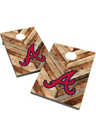 Atlanta Braves 2X3 Cornhole Bag Toss Tailgate Game