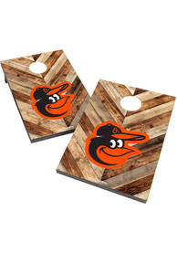 Baltimore Orioles 2X3 Cornhole Bag Toss Tailgate Game