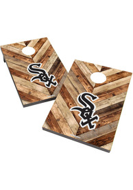Chicago White Sox 2X3 Cornhole Bag Toss Tailgate Game