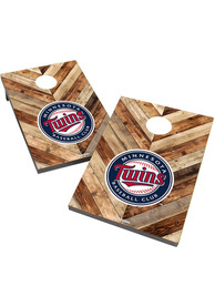 Minnesota Twins 2X3 Cornhole Bag Toss Tailgate Game