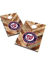 Washington Nationals 2X3 Cornhole Bag Toss Tailgate Game