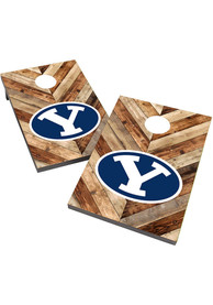 BYU Cougars 2X3 Cornhole Bag Toss Tailgate Game
