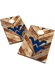 West Virginia Mountaineers 2X3 Cornhole Bag Toss Tailgate Game