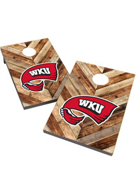 Western Kentucky Hilltoppers 2X3 Cornhole Bag Toss Tailgate Game