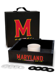 Maryland Terrapins Washer Toss Tailgate Game