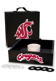 Washington State Cougars Washer Toss Tailgate Game