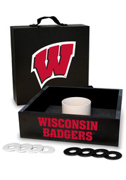 Wisconsin Badgers Washer Toss Tailgate Game