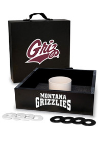 Montana Grizzlies Washer Toss Tailgate Game