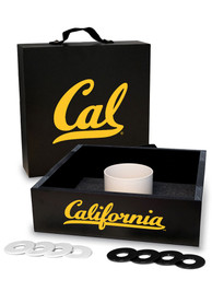 Cal Golden Bears Washer Toss Tailgate Game