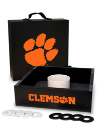 Clemson Tigers Washer Toss Tailgate Game