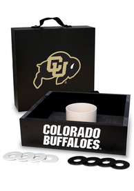 Colorado Buffaloes Washer Toss Tailgate Game